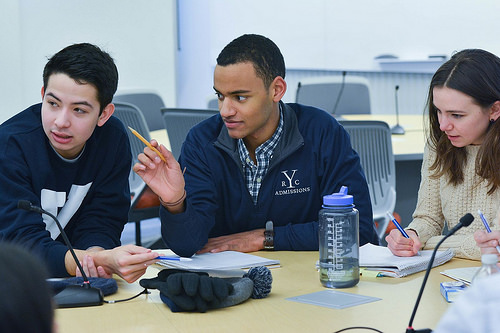 Once Upon A Pre-Med | Yale College Undergraduate Admissions