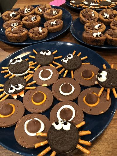 creative Halloween treats