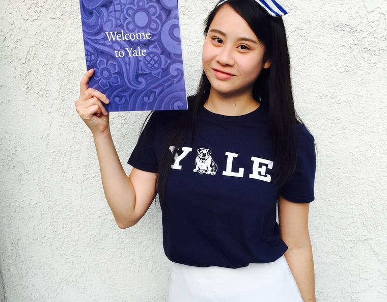 cassandra holding up yale
