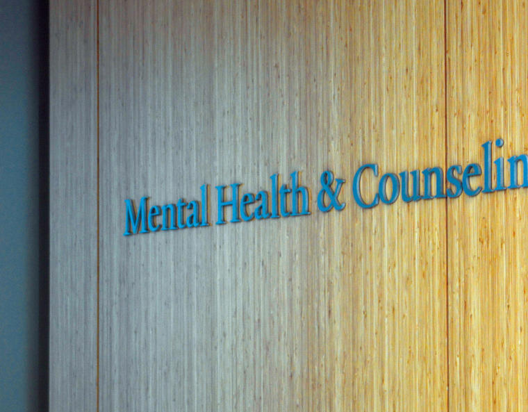 Yale Mental Heath & Counsling sign