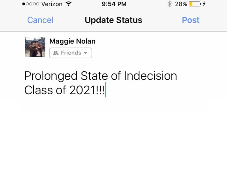 When your dream school defers you   Yale College Undergraduate