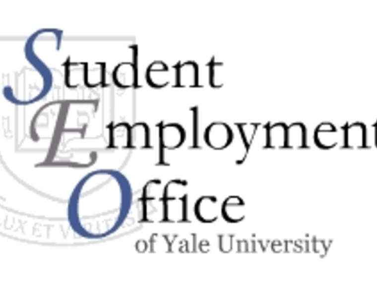 Yale Student Employment Office logo