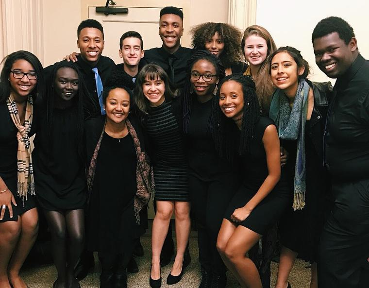 A Capella is Life, But So Is Community | Yale College
