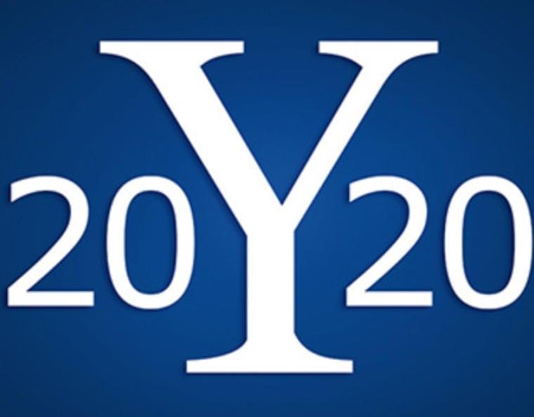 Yale Class of 2020 logo