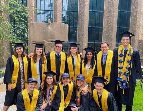 Group Picture Graduation