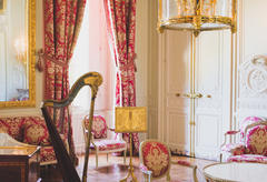 Ornate french room