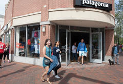 Patagonia New Haven storefront