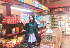 Cassandra at a cereal aisle