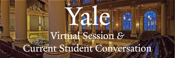 Virtual Session and Current Student Conversation