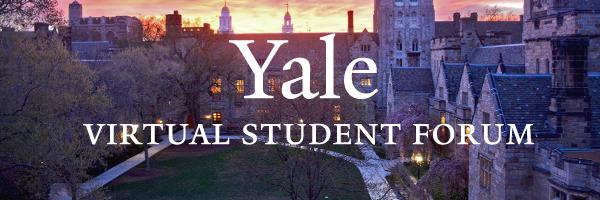 Virtual student Forum Banner